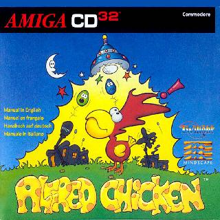 Screenshot Thumbnail / Media File 1 for Alfred Chicken (1993)(Mindscape)[!]